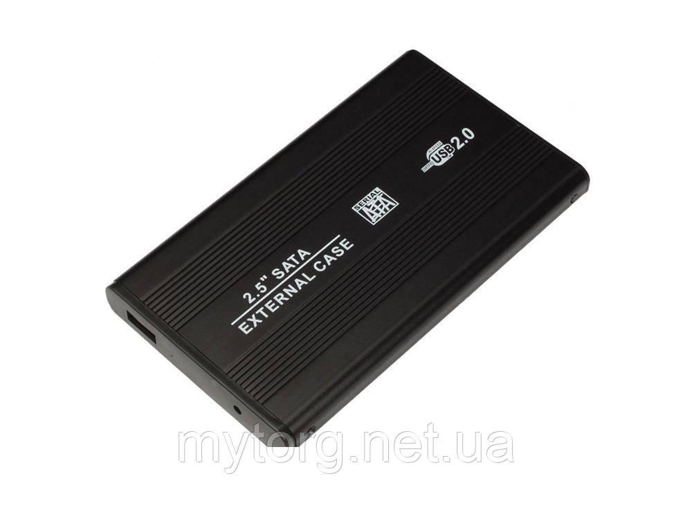 SATA Карман USB для жесткого диска 2.5  Черный