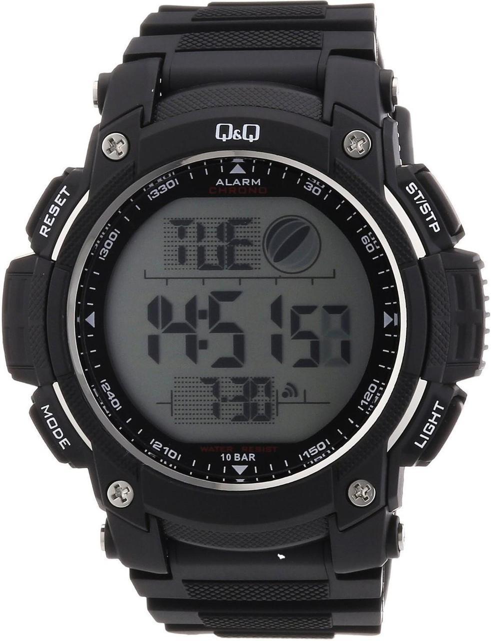 Наручные мужские часы Q&Q M119J001Y оригинал