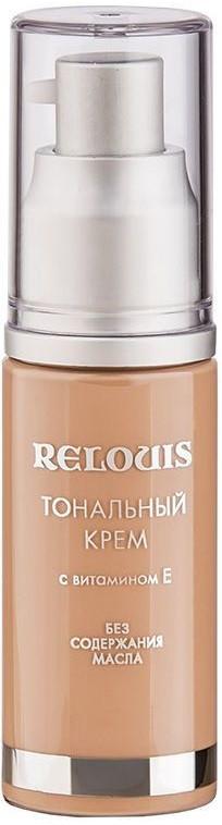Тональный крем Relouis с витамином Е