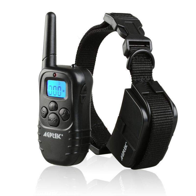 Электронный для дрессировки собак с ЖК-дисплеем, Dog Training, черныйСистема для тренировки обеспечивает профе
