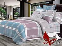Семейный комплект постельного белья с компаньоном S216