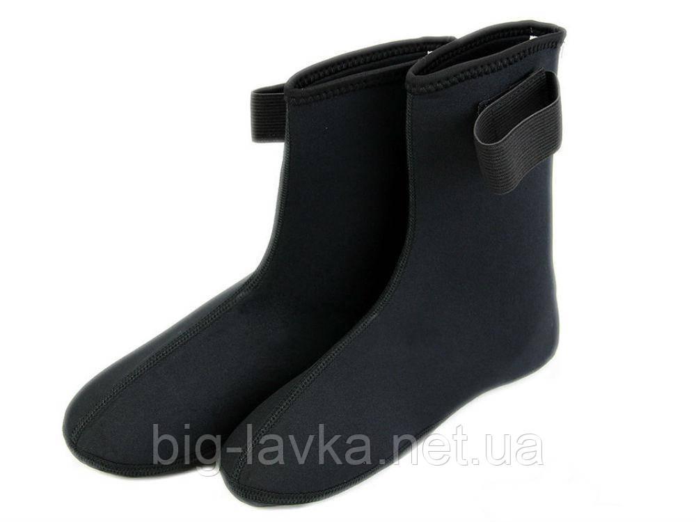 Носочки для дайвинга  Черный
