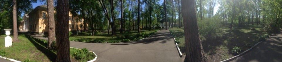 Парковая зона 38