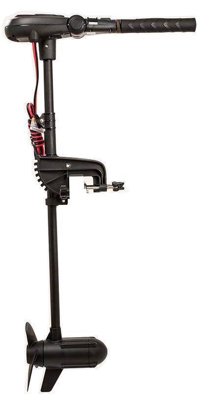 """Човновий електродвигун Haswing Protruar 1.0 65Lbs чорний 12В """"безщітковий"""", 50744"""