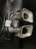 Range Rover Sport 2005-2013 Насадки на глушитель (2 шт, нерж)