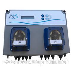 Aquaviva Система перистальтичних доз.насосів AquaViva PH+RX 1,5 л/год + Вимірювальний набір, 2шт