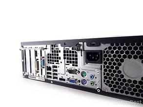 HP Compaq 8200 Elite SFF / Intel® Core™ i5-2400 (4 ядра по 3.40 GHz) / 8GB DDR3 / 500 GB HDD / GeForce 210 1GB DDR3 64 bit / DVI, VGA, HDMI, фото 2