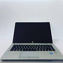 "HP EliteBook Folio 9480m / 14"" / 1600x900 / Intel Core i5-4210U (2(4) ядра по 1.70 GHz) / 8 GB DDR3 / 240 GB SSD / USB 3.0, Wi-Fi, Bluetooth, фото 2"