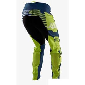 Вело штаны Ride 100% R-Core-X DH Pants [White Camo],размер 34, фото 2