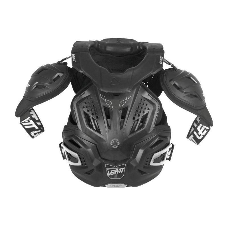 Защита тела и шеи Fusion vest LEATT 3.0 [Black], размер XXL
