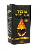 Кокосовый уголь Tom Cococha 72 Gold C22 1 кг.