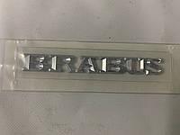 Mercedes Sprinter 2018↗ гг. Эмблема Brabus