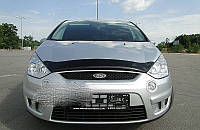Ford s-max (2006-2010) Дефлектор капота