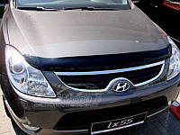 Hyundai IX55 Дефлектор капота (SIM)