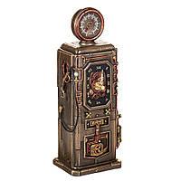 "Статуэтка-часы Veronese ""Бензоколонка"" 29см (77285A4)"