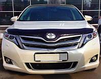 Toyota Venza Дефлектор капота (SIM)