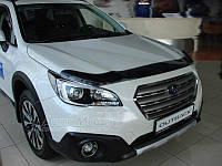 Subaru Legacy 2015-2020 гг. Дефлектор капота (SIM)