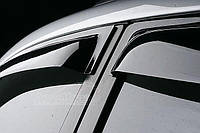 Mazda CX-9  Ветровики (4шт, SIM)
