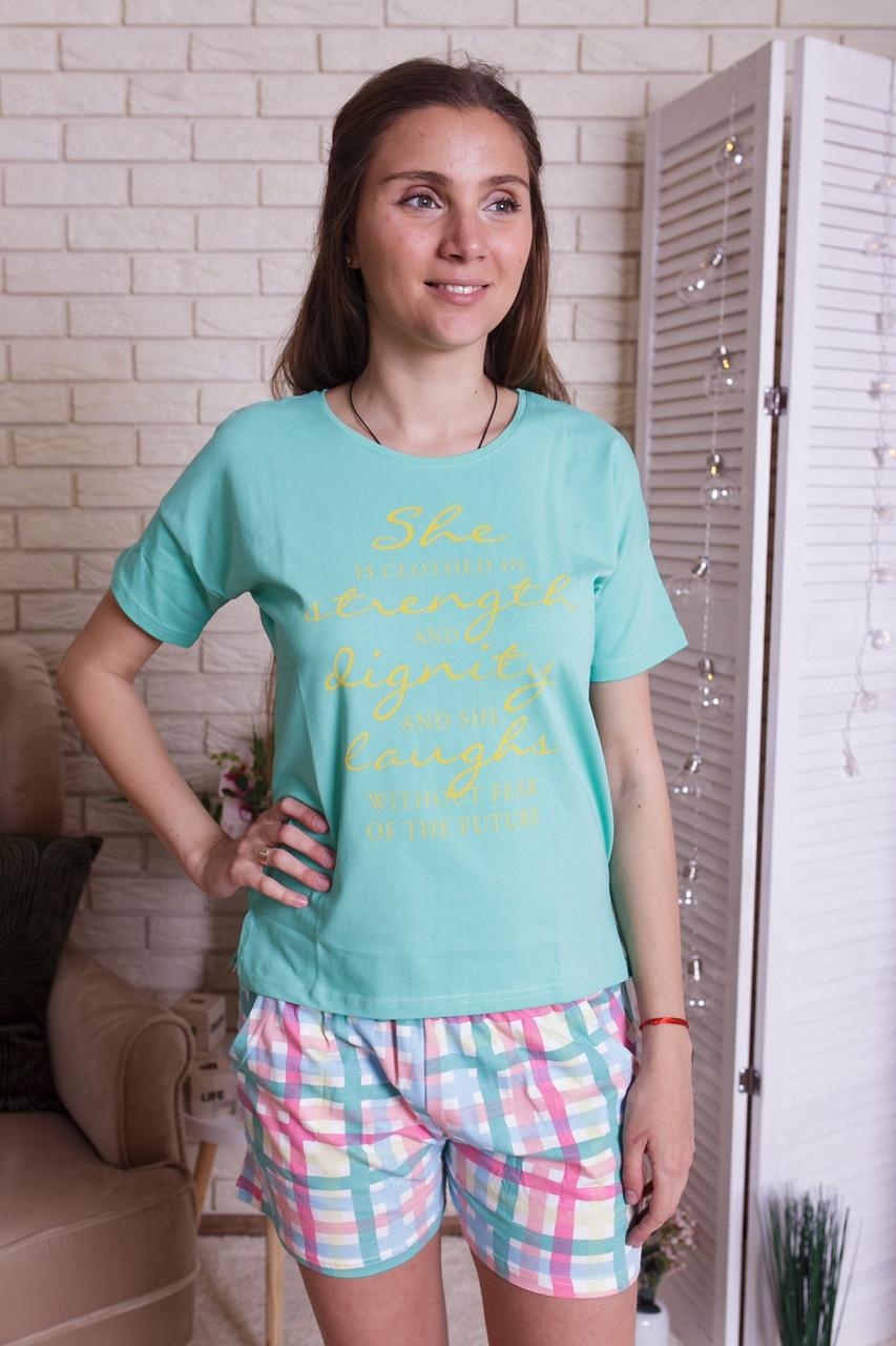 Пижама женская  летняя Nicoletta  80944