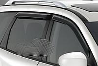 Nissan Pathfinder 2014- Ветровики (4шт, SIM)
