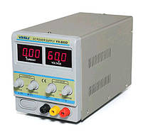 YIHUA-YH605D  блок питания регулируемый, 1 канал: 0-60 В, 0-5 А, фото 5