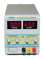 YIHUA-YH605D  блок питания регулируемый, 1 канал: 0-60 В, 0-5 А, фото 4