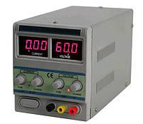 YIHUA-YH603D блок живлення регульований, 1 канал: 0-60 В, 0-3 А, фото 2
