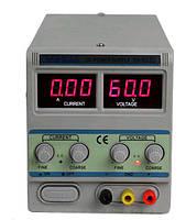 YIHUA-YH603D блок живлення регульований, 1 канал: 0-60 В, 0-3 А, фото 6