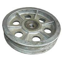 Шкив обводной привода МКШ без кронштейна, 3518050-121160А