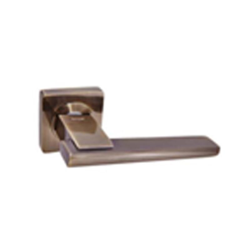 Ручка на розетке KEDR (Кедр) HRoz-06.142-AL-AB