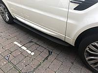 Range Rover IV L405 2014↗ гг. Боковые площадки Оригинальный дизайн