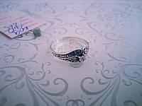"""Охранное серебряное кольцо """"Господи Спаси и Сохрани"""""""