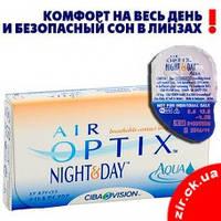 Ciba Vision Night & Day Aqua Контактные линзы от zir.ck.ua с доставкой