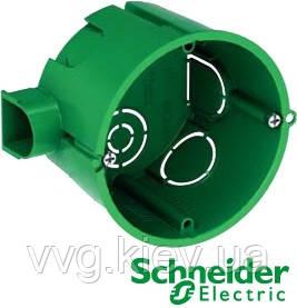 Коробка установочная для сплошных стен 68(65)х45 Schneider Electric