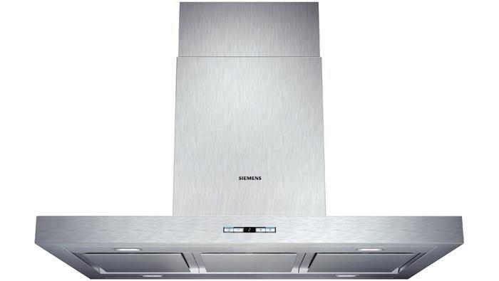 Кухонная вытяжка островная Siemens LF98BF542