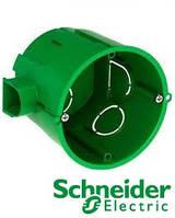 Коробка установочная для сплошных стен 65х60, Schneider Electric (IMT35101)