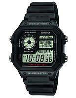 Отличный компаньон часы CASIO AE-1200WH-1AVEF , фото 1