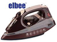 Утюг паровой 2000 Вт подошва керамика Elbee Citric 12055