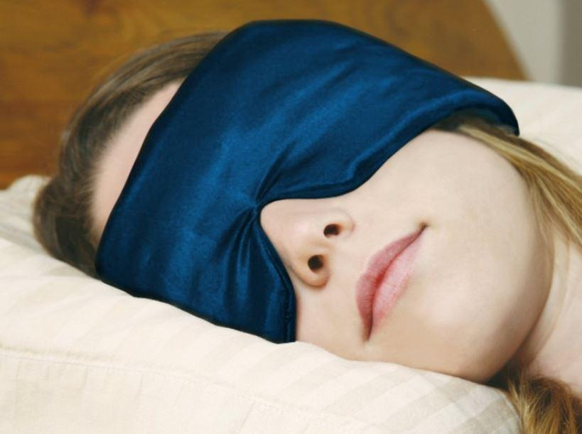 Маска для сна шелк Sleepmaster 360