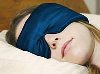 Маска для сна шелк Sleepmaster 360, фото 1