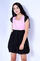 Сарафан женский розовый размер 44-46 8001-7, фото 1
