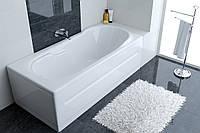 Акриловая ванна Medea размер 150х70 см прямоугольная