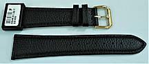 22 мм Кожаный Ремешок для часов CONDOR 054.22.01 Черный Ремешок на часы из Натуральной кожи, фото 2