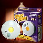 Светильник Cozy Glow с датчиком движения на батарейках, фото 2