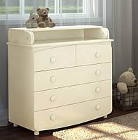 Комод-пеленатор для детской. Пеленальный столик.
