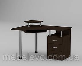 стол компьютерный СУ-2 736х1200х1000мм    Компанит