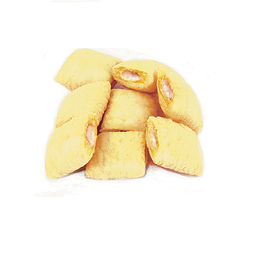 Подушечки кукурузные с молочной начинкой  Супер Хруст 3 кг