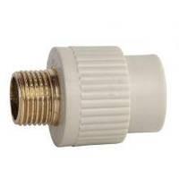 Муфта PPR  диаметр 25 х 1/2 внешняя резьба  Filbo ltd