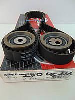 Gates K055468XS Комплект ремень ГРМ и ролик ВАЗ 2112