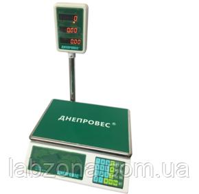 Весы электронные торговые ВТД-ЛД.